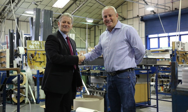 CDW SYSTEMS LAUNCHES REYNAERS ALUMINIUM