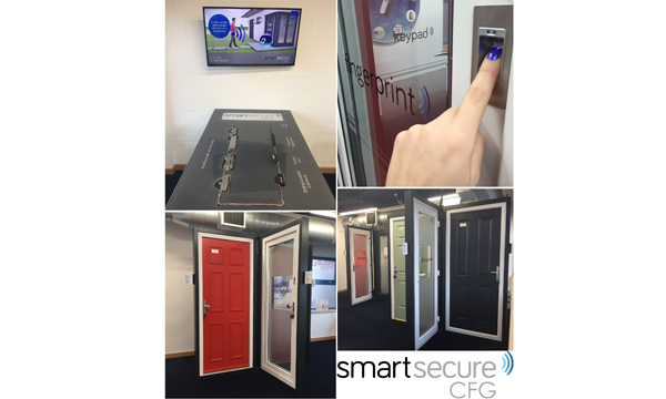 CARL F GROUPCO SHOWROOM SHOWCASES SMARTSECURE