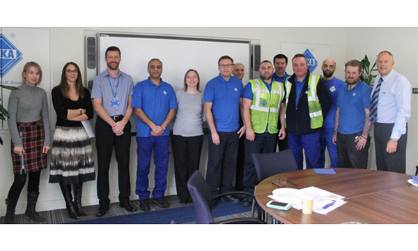 VEKA CELEBRATES NEARLY TWO CENTURIES OF LOYAL SERVICE