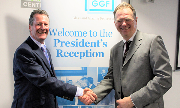 GGF WELCOMES NEW PRESIDENT