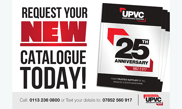 THE 2017 UPVC MAINTENANCE SUPPLIES PRODUCT BIBLE HAS LANDED