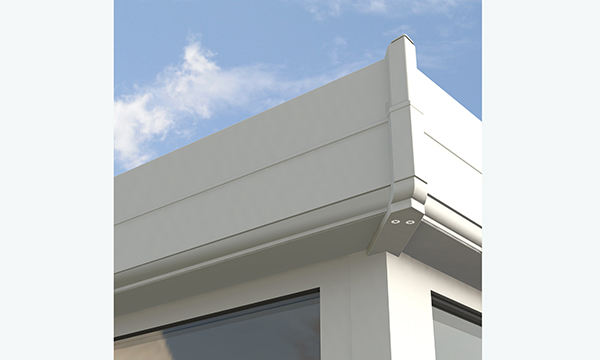 CORNICE AND LIVINROOM CONTINUES TO DRIVE TREND TOWARDS CONTEMPORARY ORANGERY