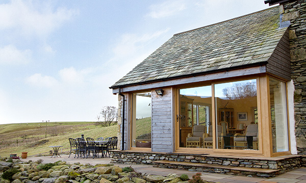 PATIOMASTER DOORS SPECIFIED FOR MAJOR CUMBRIAN COTTAGE RENOVATION