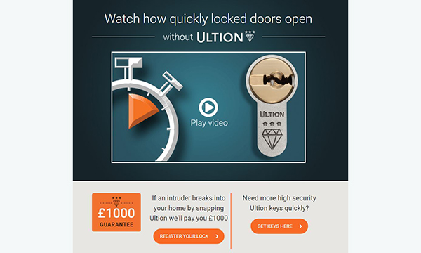 ULTION'S 90 SECOND SALES PITCH TO HELP INSTALLERS SELL