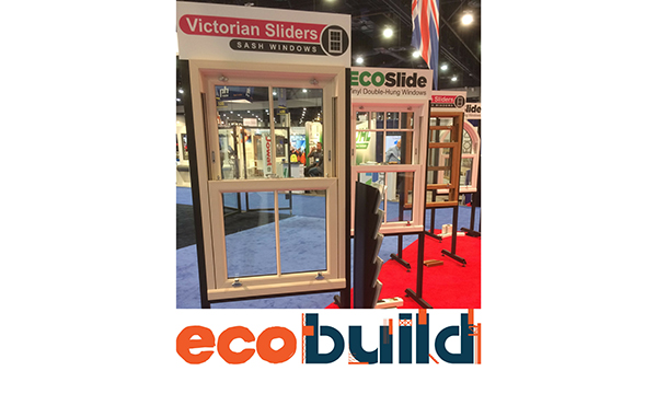 VICTORIAN SLIDERS ANTICIPATE EXCITING TIMES AT ECOBUILD 2017