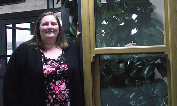 TRACEY ERVINE PROVIDES THE VERY BEST IN CUSTOMER CARE