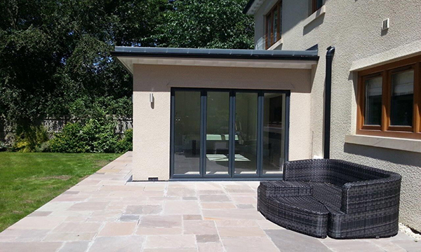 EXLABESA LAUNCHES NEW ALUMINIUM BIFOLDING DOOR