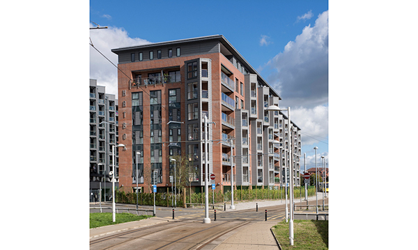 APARTMENT BLOCKS IN MANCHESTER ACHIEVE SECURE BY DESIGN SAFETY STANDARDS WITH TECHNAL WINDOWS AND DOORS