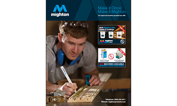 MIGHTON GET READY TO RELEASE THEIR MIGHTY NEW CATALOGUE