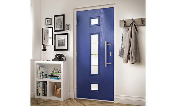 POPULARITY OF DISTINCTION DOORS' CONTEMPORARY RANGE REFLECTS CONSUMER TRENDS