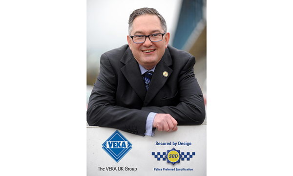 THE VEKA UK GROUP SECURES SECURED BY DESIGN FOR THREE MORE YEARS