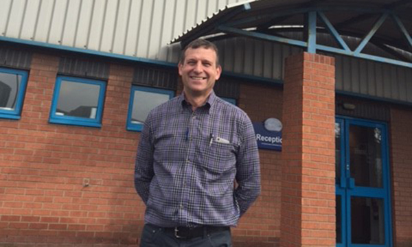 NEW CI MANAGER MAINTAINS HURST'S OTIF RECORD