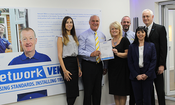GOLIATH TOPS £5M IN NETWORK VEKA SALES OVER 20 YEAR PARTNERSHIP