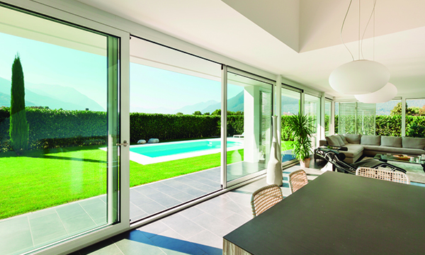 EXLABESA'S KLS PATIO DOOR SUITE DELIVERS WHAT MARKET IS LOOKING FOR