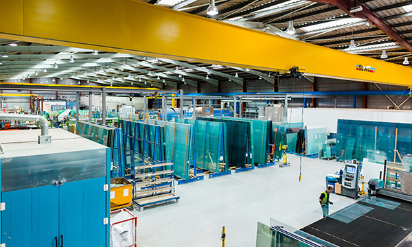 CORNWALL GLASS CONTINUES EXPANSION  WITH MAJOR LONDON ACQUISITION
