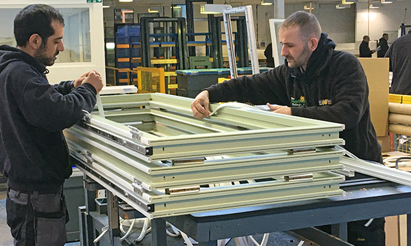 The Specialists: The Folding Sliding Door Company