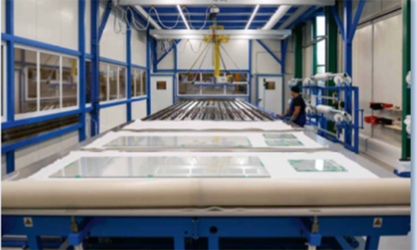 HEGLA'S LAMILINE TECHNOLOGY PROVIDES FLEXIBLE SOLUTION FOR LAMINATED GLASS PROCESSING