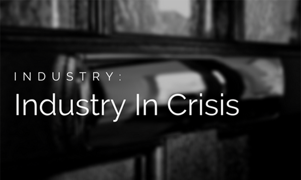 I Believe The Window Industry Is Now In Crisis