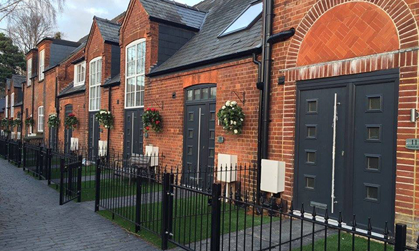 TRUGLAZE TRANSFORMS DERELICT ORPHANAGE WITH SOLIDOR