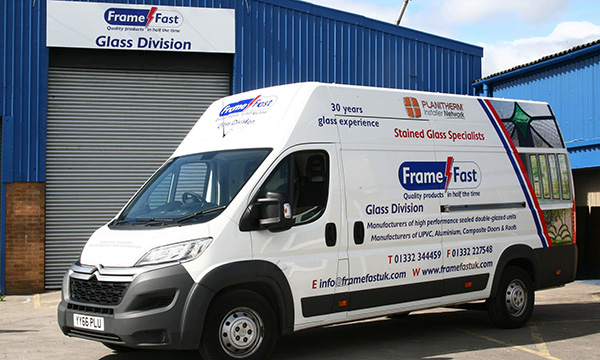 FRAME FAST UK OPENS NEW FACTORY ON ITS 20TH ANNIVERSARY