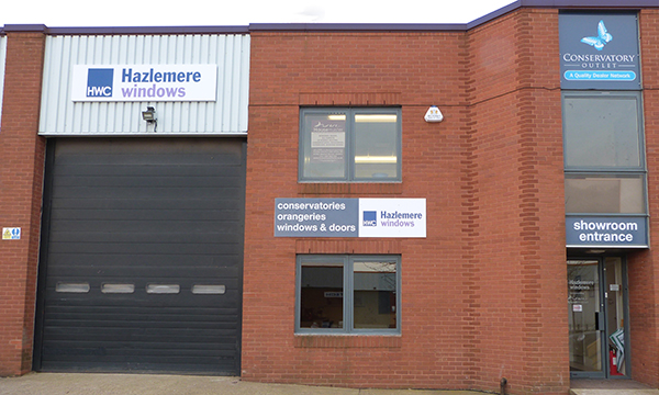 MAJOR INVESTMENT FOR HAZLEMERE WINDOW COMPANY LTD