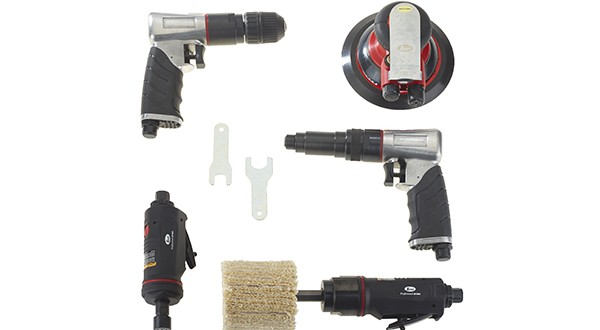 MILA317 Mila is now supplying the Xpert range of air tools