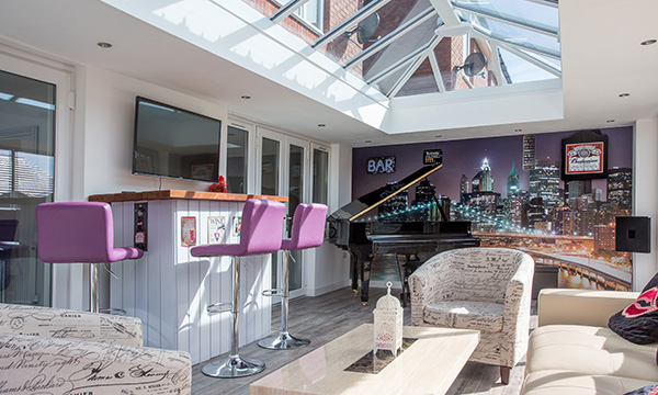 MODPLAN BECOMES FIRST FABRICATOR TO OFFER THE NEW LEKA ORANGERY ROOF KIT
