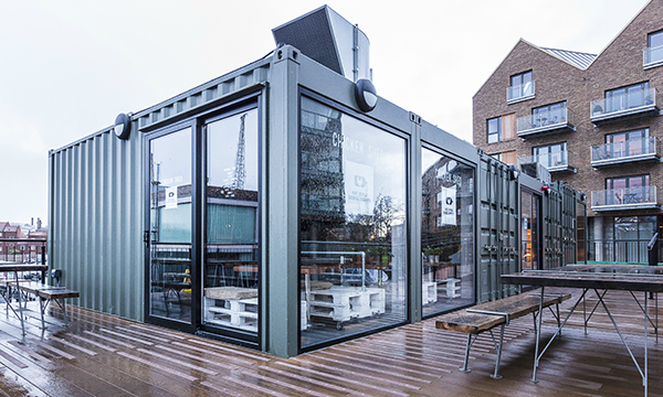 THE WINDOW OUTLET HELPS TRANSFORM VIBRANT BRISTOL RETAIL PROJECT