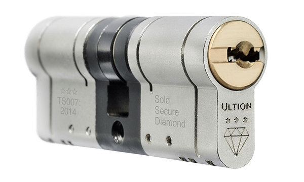 DEMPSEY DYER DOORS MORE DURABLE THANKS TO ULTION LOCK UPGRADE