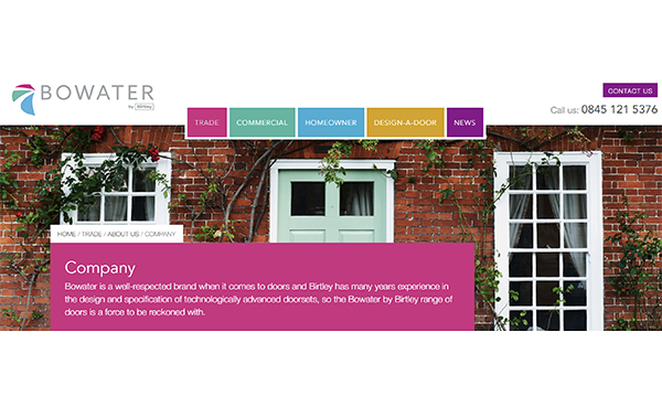 BOWATER BY BIRTLEY GOES LIVE