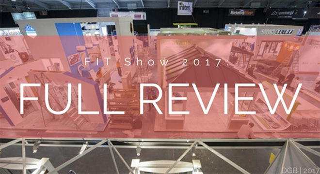 FIT SHOW 2017: MY FULL REVIEW