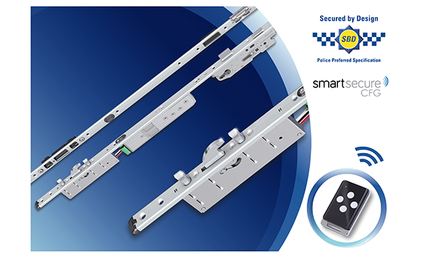 SMARTSECURE LOCK ACHIEVES SECURED BY DESIGN ACCREDITATION