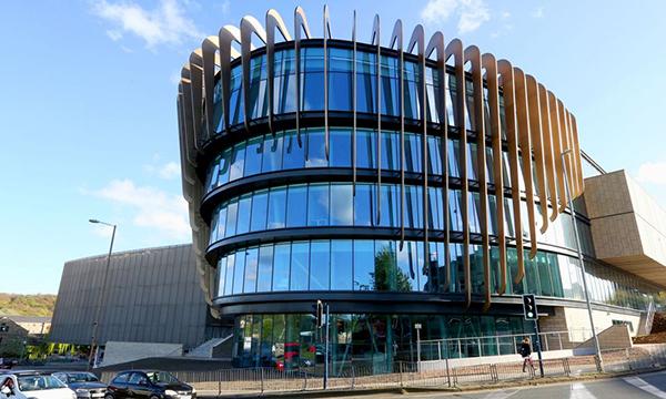 SAINT-GOBAIN BUILDING GLASS CELEBRATES ROYAL OPENING OF OASTLER BUILDING