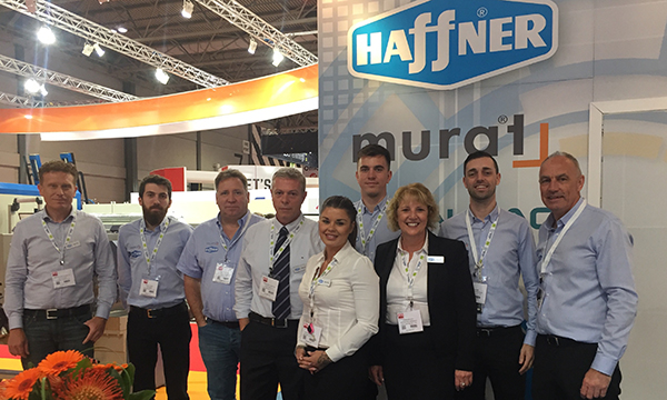 HAFFNER MURAT REPORTS SUCCESSFUL FIT SHOW