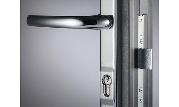 VBH UNVEILS GREENTEQ SECURITY DOOR HANDLE