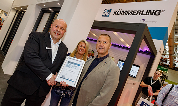 KÖMMERLING CELEBRATES 10-YEAR COLLABORATION AT FIT SHOW