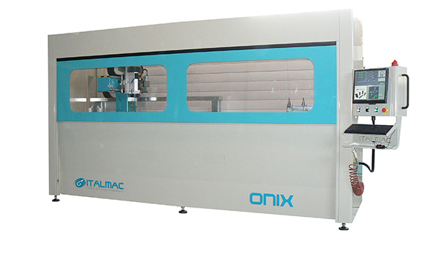 THE ONIX HYBRID MACHINING CENTRE PROVIDES THE FIRST STEP INTO CNC FOR SPECIALIST FABRICATORS