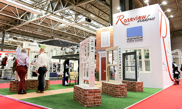 SASH WINDOW SPECIALISTS GO ONE BETTER WITH SECOND FIT SHOW APPEARANCE