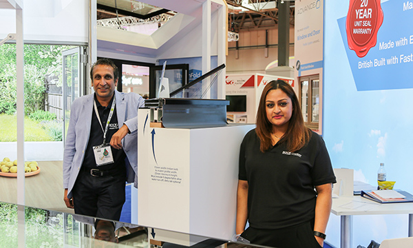 STUNNING ROOFLIGHTS HELP ROOF MAKER SHINE AT FIT SHOW 2017