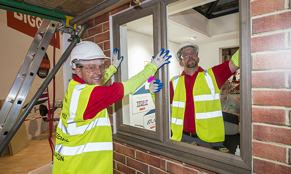 TRUFIT WINS FANS DURING MASTER FITTER CHALLENGE