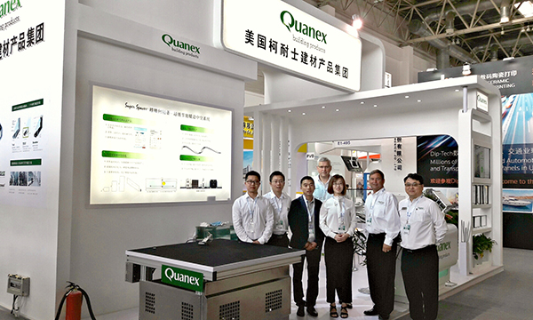 EDGETECH HEADS EAST TO SHOWCASE AT CHINA GLASS