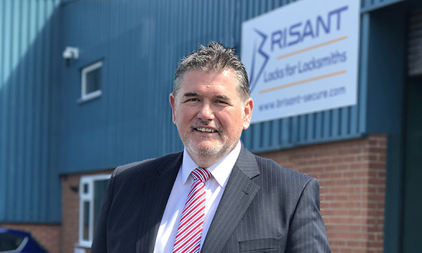 BRISANT EXPANDS SALES TEAM WITH MIKE HILL