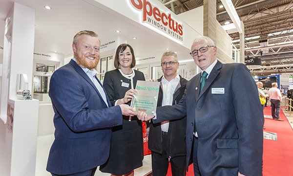 UCS DESIGN GROUP CELEBRATES 10 YEARS OF PARTNERSHIP WITH SPECTUS