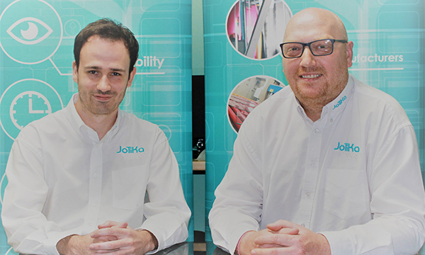 JOTIKA REPORTS CONTINUED GROWTH