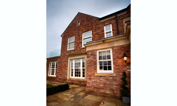 NEW VEKA VERTICAL SLIDER RAISES THE BAR