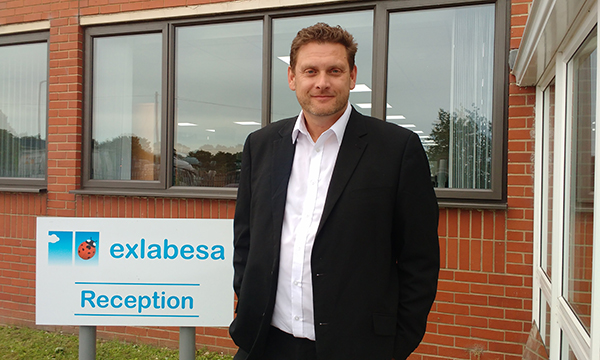 EXLABESA APPOINTS NATIONAL SPECIFICATION MANAGER