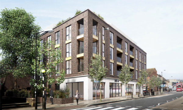 ISO-CHEMIE'S HIGH RISE SEALING SOLUTION FOR LONDON FLATS