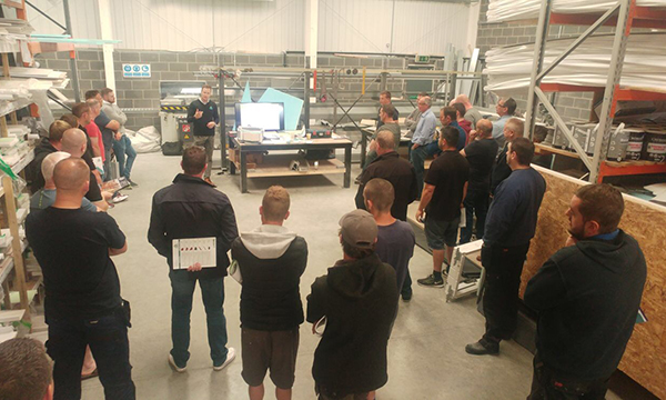 FABRICATORS AND INSTALLERS SIGN UP TO LEKA ROOF SYSTEMS