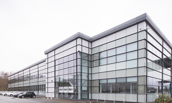 ACHIEVE LARGER GLASS SPANS WITH NEW TECHNAL MY CURTAIN WALLING SYSTEM