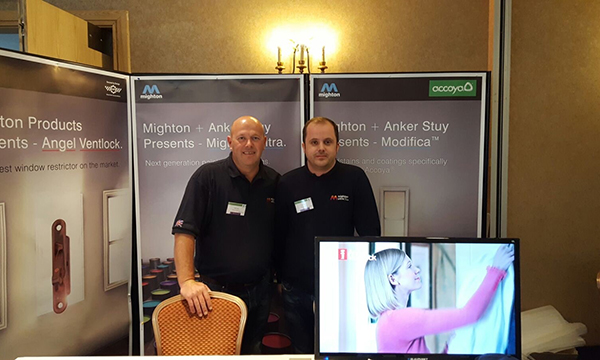 ANOTHER SUCCESSFUL BWF MEMBERS DAY FOR MIGHTON PRODUCTS